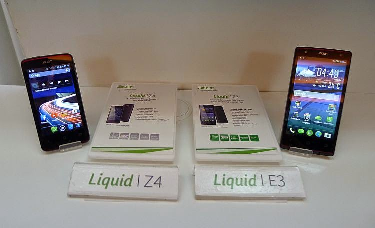 Review Acer Liquid E3 dan Z4.JPG