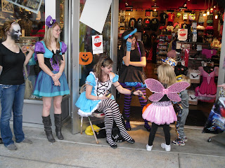 Hot Spots for Trick or Treaters on Halloween in Branson, MO!