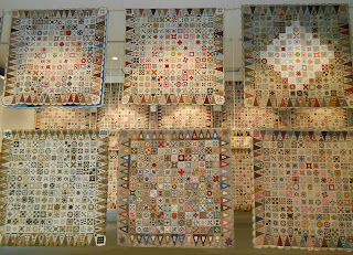 'Dear Jane' 150th Quilt Exhibition, Nantes, France 2013