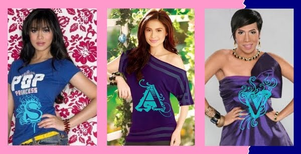 Sarah Geronimo, Anne Curtis and Vice Ganda Star In New Movie