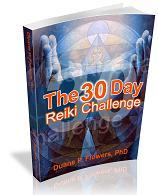 30 Day Reiki Challenge - Tap Your Inner Potential To Increase Your Natural Reiki Healing Abilities