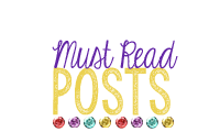 Must Read Posts