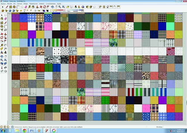 Recursos sketchup varios arq recursos for Azulejos para sketchup 8