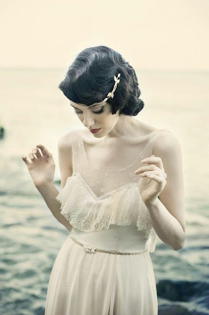Finger waves are great and are easier to do than most peoplethink ...
