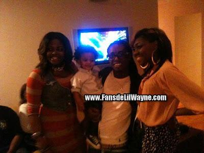 fotos raras de lil wayne el dia de accion de gracias con su familia