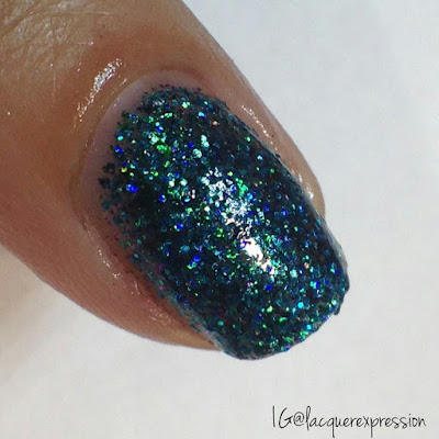 swatch of legend nail polish by f.u.n. lacquer