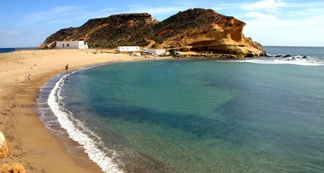 Excelentes playas y calas en la región de Murcia