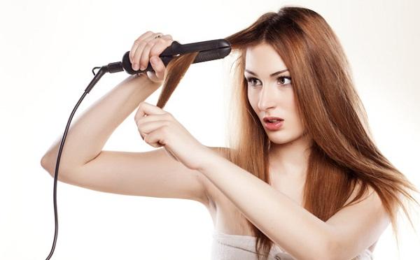 Cara Catok Rambut Sendiri