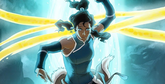 The Legend of Korra Book 2: Spirits Poster