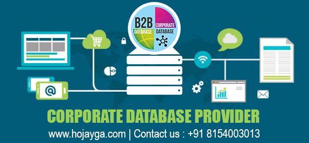 Corporate Database in Rajkot