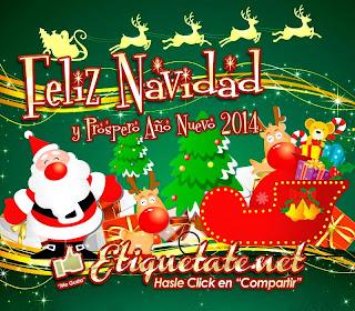 Frases De Navidad: Feliz Navidad Y Feliz Año Nuev