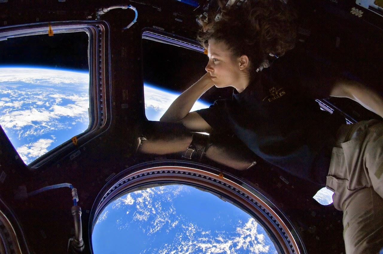 imagen de la tierra vista desde el espacio