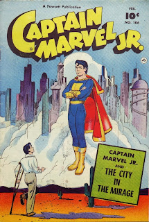 Captain Marvel Jr 106 City in the Mirage