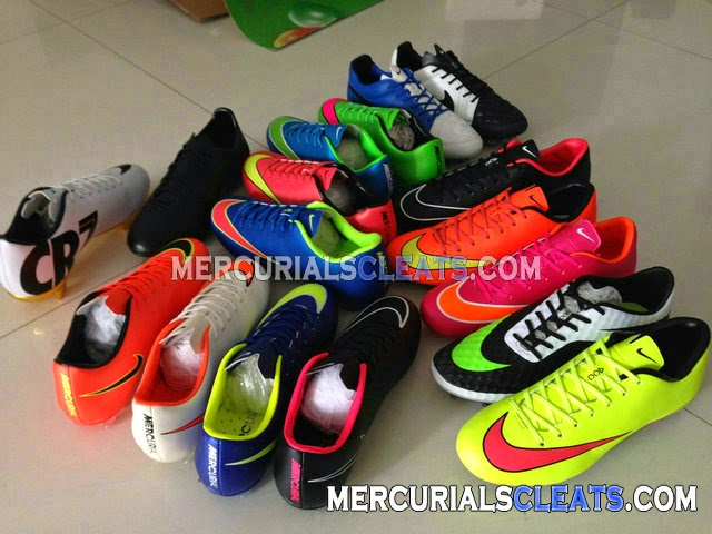 all nike soccer shoes