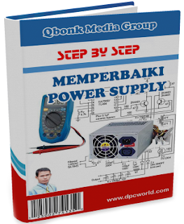 Ebook Cara Jitu Memperbaiki Power Supply Mati Sendiri