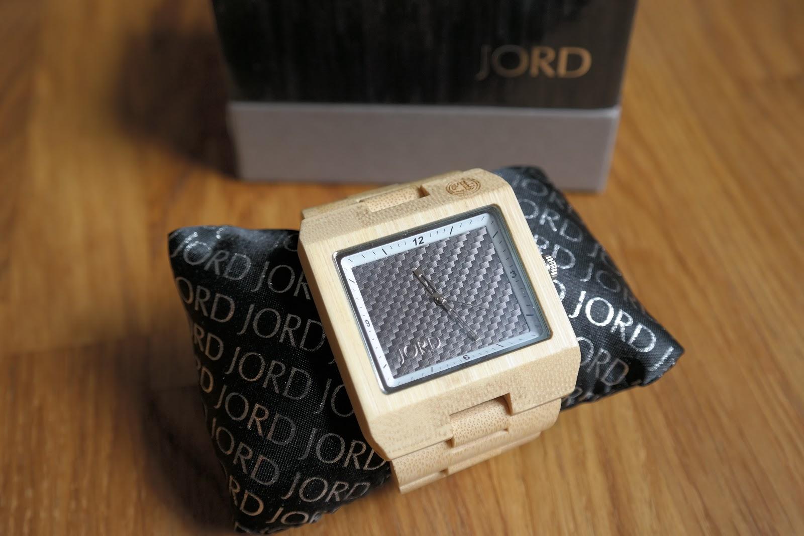 Armbanduhr Aus Holz Ukraine ~   JORD Woodwatches  Die Armbanduhren aus Holz  Jordwatch ( Verlosung