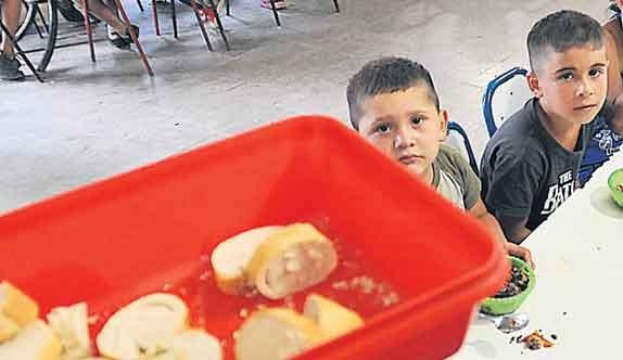 Francia cuida la alimentaci n de sus escolares for Comedores escolares en colombia
