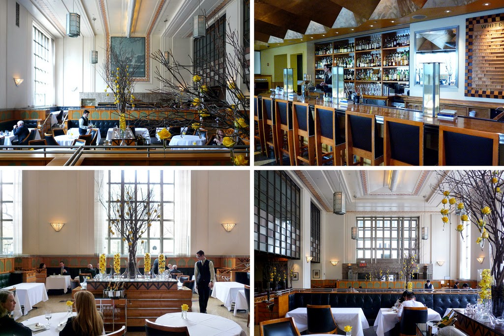 Eleven Madison Park : world restaurant ranking #4