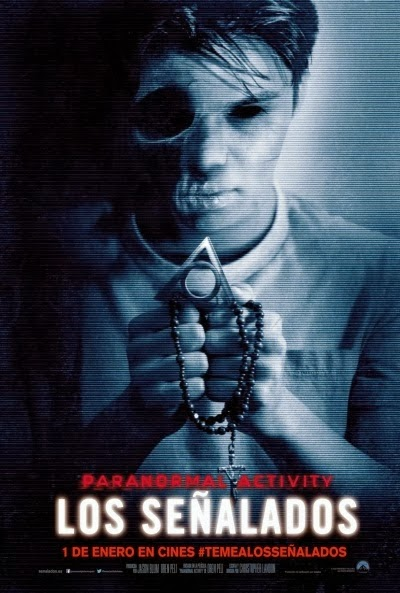 Paranormal Activity: Los señalados (2013) SUBTITULADA