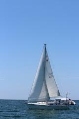 Zephyrina on the Gulf to PSJ