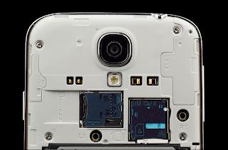 Samsung Galaxy S4 - hardware