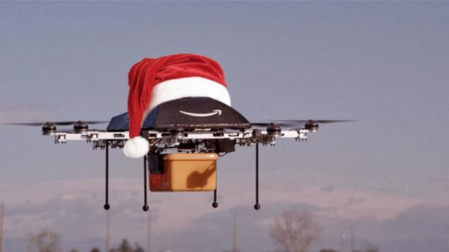 Amazon Drone уже высмеяли