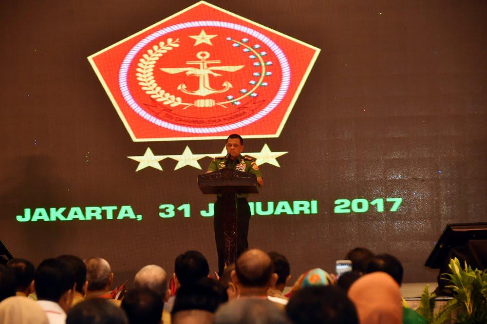 TNI – Polri Satu Visi dan Misi Amankan Pilkada Serentak 2017