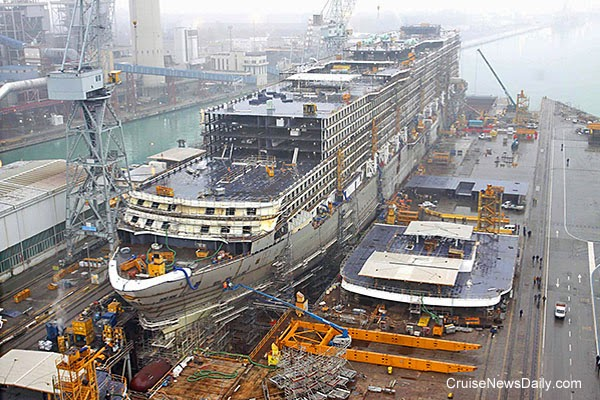The Commercial Shipping Thread SkyscraperCity - Queen elizabeth cruise ship wikipedia