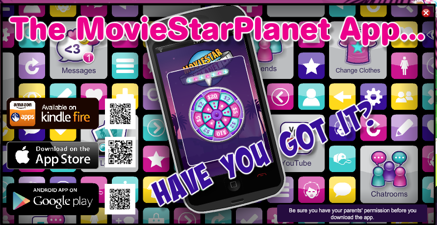 Moviestarplanet Kindle Tablet Edition From Moviestarplanet