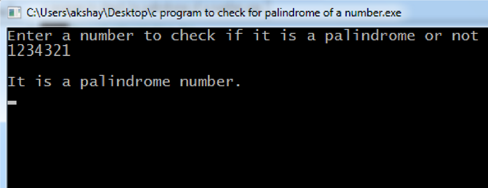 C program for palindrome number cprogramto c program for palindrome number gamestrikefo Choice Image
