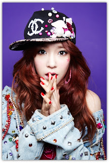 SNSD Tiffany I Got A Boy Individual Photos