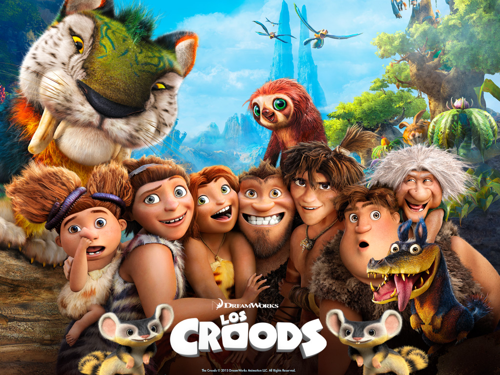 The Croods Cake Images