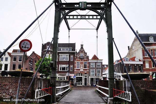 Bridge Delfshaven Rotterdam