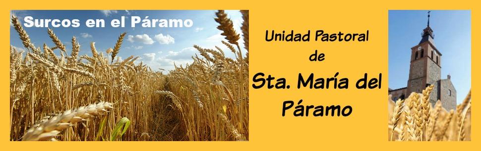 Unidad Pastoral Sta. María del Páramo