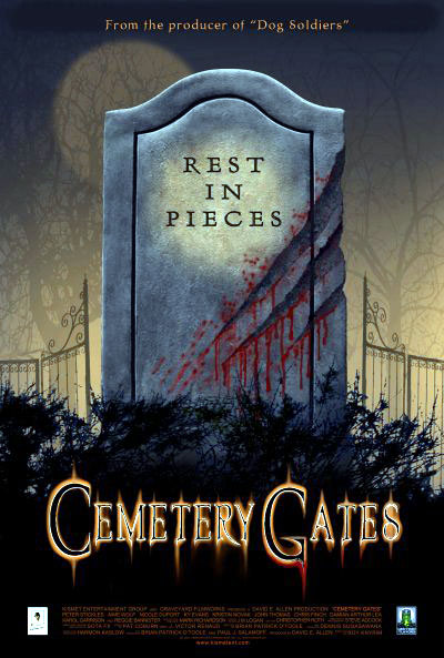Cemetery gates streaming