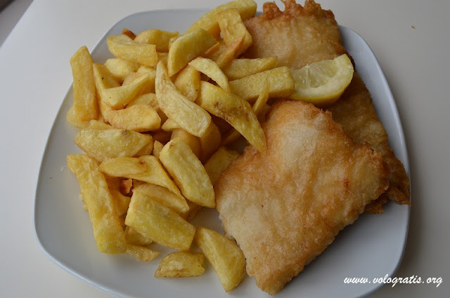 fish and chips a dublino