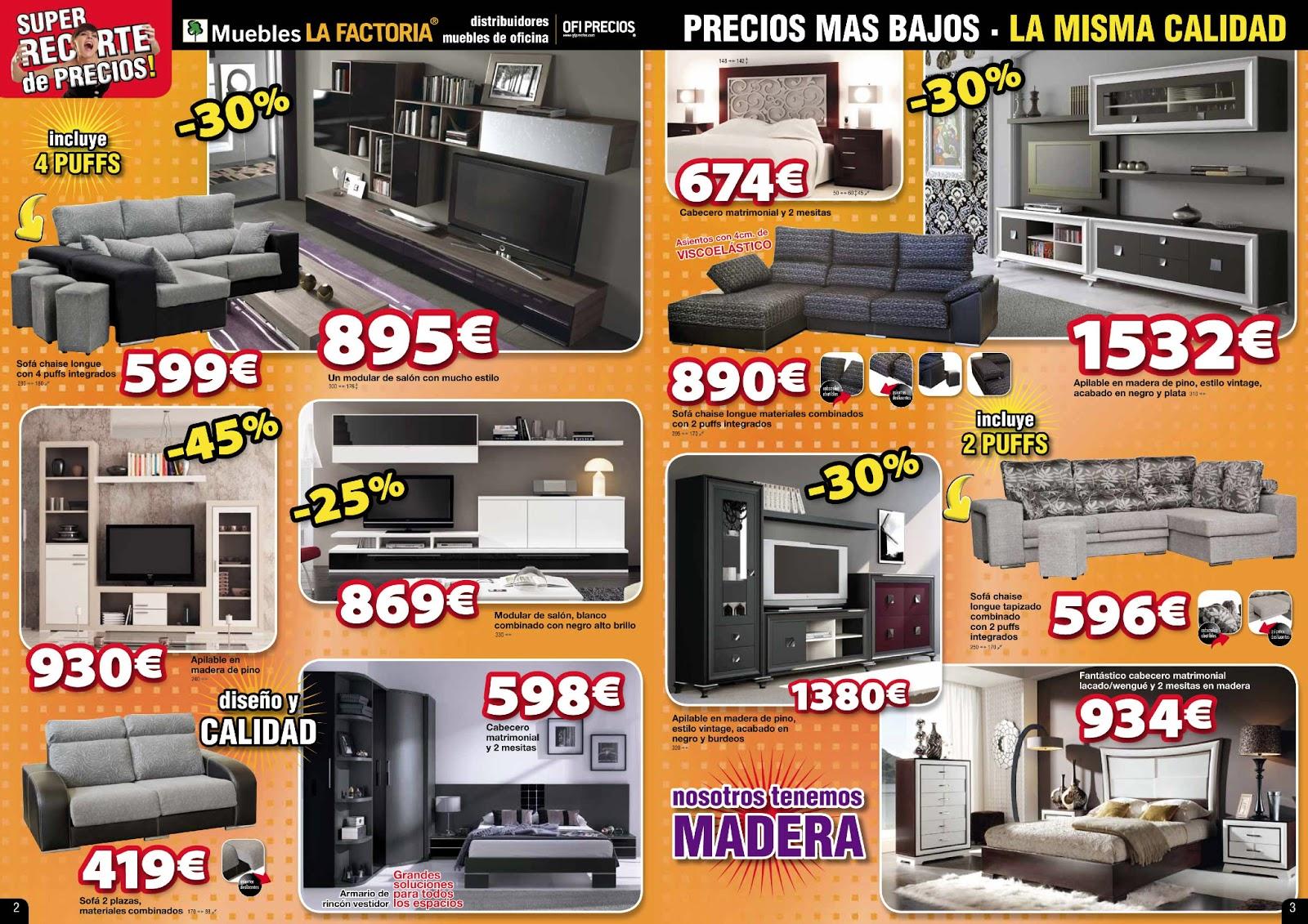 Martacorgo muebles la factoria for Muebles la factoria castellon
