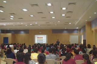 Career Guidance Seminar Hiranandani School Thane