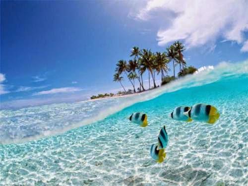 Pantai Terindah Bunaken