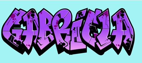 Realizado con Graffiti Creator