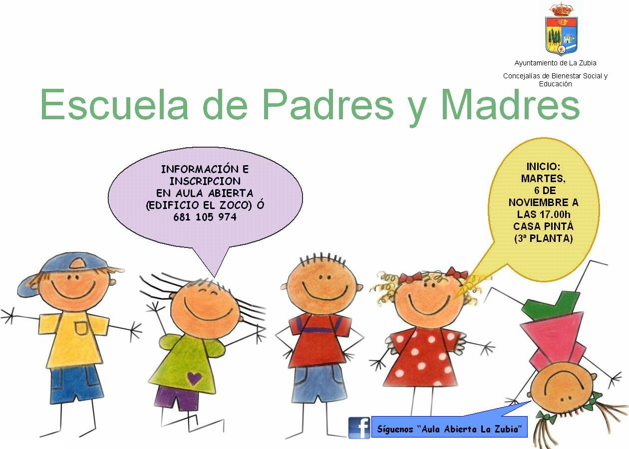 Escuela de padres y madres.