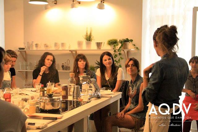 Ciclo Iniciación AQDV - Blog Cosasdhermanas