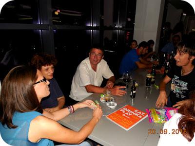 Corina Bulubasa la Craiova Blog Meet