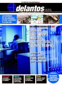 """Revista digital de divulgación científica """"Adelantos""""."""