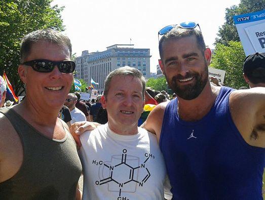 We met Brian Sims!
