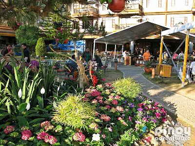 Buffet Restaurants in Baguio Le Chef Restaurant at The Manor Hotel