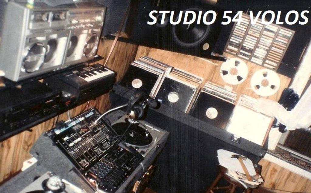 Studio54 Volos