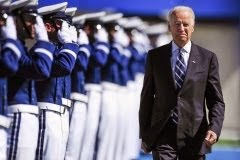 Biden challenges graduating AF Academy cadets to create 'new world order'