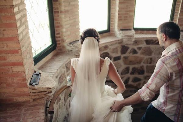 La boda rom�ntica de Bel�n y Guillaume