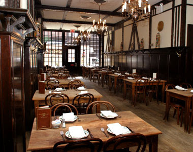 Restaurant of Brooklyn